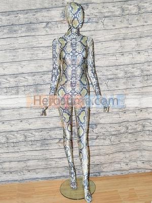 Traje de serpiente de cuerpo completo Herostime Animal Zentai