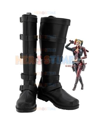 Injustice League 2 Harley Quinn Cosplay Botas