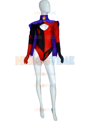 Disfraz de Spandex de Harley Quinn