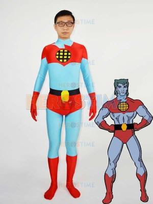 Capitán Planeta y los Planetarios  Traje de Capitán Planeta Cosplay