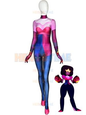 Steven Universe Garnet Printing Cosplay Disfraz