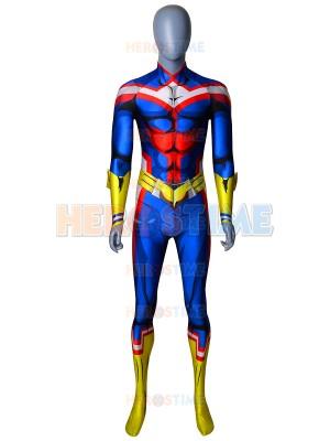 Uniforme de All Might  Disfraz de Toshinori Yagi de My Hero Academia  Traje de Cosplay