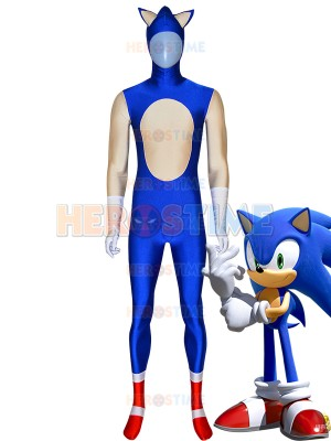 Sonic The Hedgehog  Disfraz para Halloween Cosplay