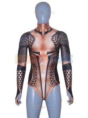 Disfraz de Aquaman Movie Version Aquaman Cosplay