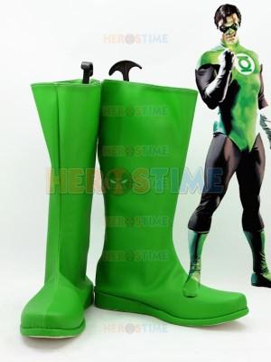 La Liga de la Justicia de América  Botas Verdes de Linterna Verde