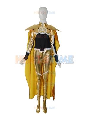 ¡Estupendo! Traje de superhéroe Yellow Lantern
