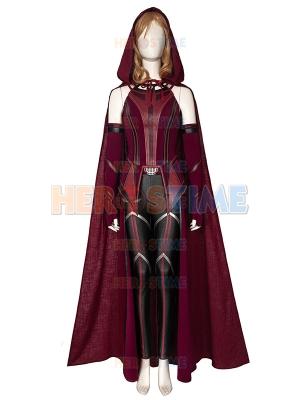 Disfraz de bruja escarlata Disfraz de Cosplay de Wandavision Finale