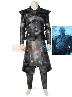 Juego de Tronos 8  Disfraz de Night King para Halloween Cosplay
