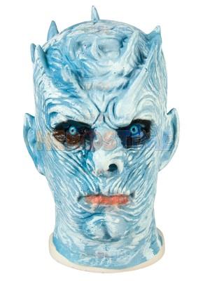 Juego de Tronos 8  Máscara de Látex de Night King Cosplay