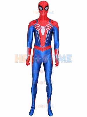 Disfraz de Spider-Man PS4 Disfraz de Peter Parker insomne