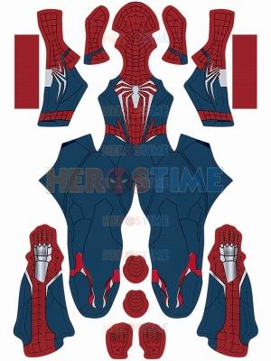 Traje de Peter Parker Spider-Man en PS5 Spider-Man 2