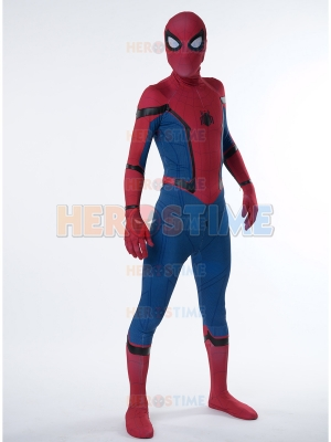 Spider-Man: Homecoming  Disfraz de Spider-Man Cosplay