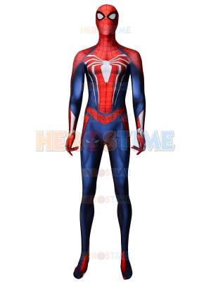 Traje de Spider-Man PS4  Disfraz de Cosplay de Spider-Man Insomniac Games