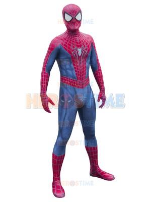 Traje de Spider-Man  Traje Imprimido de Superhéroe de Amazing Spider-man 2