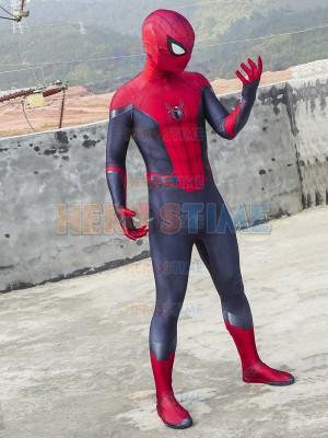 Spider-Man: lejos de casa Traje de cosplay Traje de araña para adultos y niños