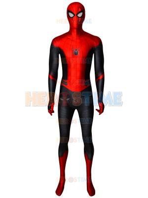 Spider-Man : Lejos de casa, Disfraz de Spider-Man de la versión cinematográfica