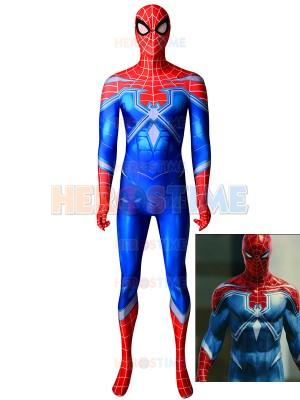 Traje de Spider-Man  Traje Elástico de Spider-Man de PS4 - The Heist DLC