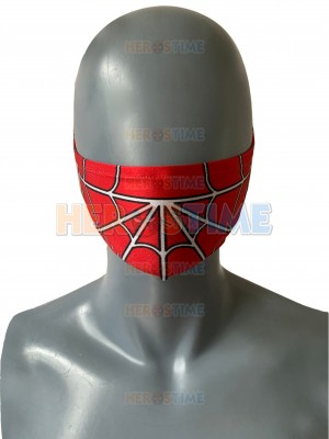 Máscara facial Raimi Spider-man Cosplay