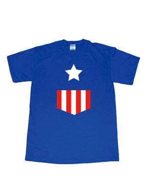 Camiseta de Capitán América