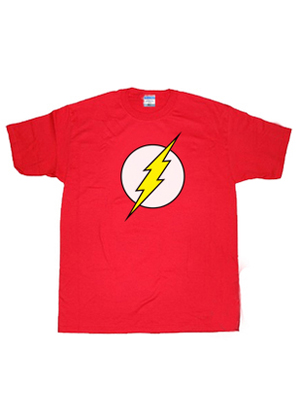 Camiseta de The Flash de DC Comics