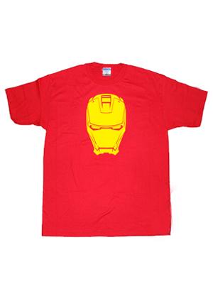2013 Camiseta de Iron Man Armored