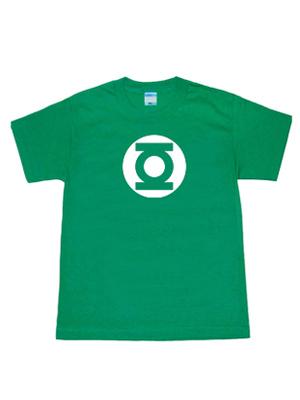 Camiseta de Símbolo de Green Lantern