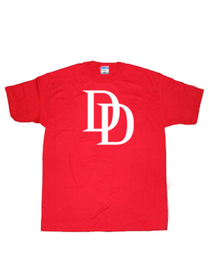 Camiseta de Símbolo de Daredevil