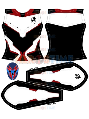 Los Vengadores 4  Camiseta de Quantum Realm de la Película