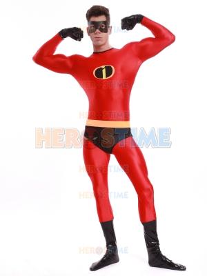 Traje de superhéroe Mr Incredibles
