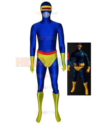Traje de Spandex de Cyclops de X-Men