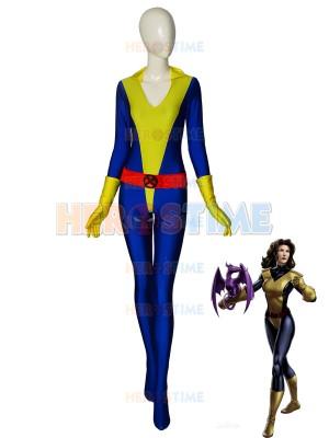 Disfraz de Kitty Pryde Disfraz de superhéroe Shadowcat de X-men