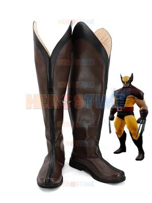 Wolverine Cosplay Zapatos X-men Cosplay Botas