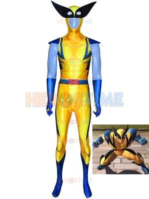 Disfraz de Wolverine Disfraz de Ultimate Alliance 3 Disfraz de videojuego