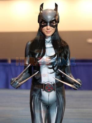 Traje de X-23 Laura Kinney  Disfraz Gris de X-men