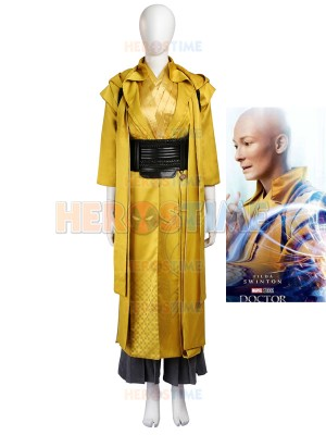 Doctor Strange Ancient One Strong para hombre superhéroe Cosplay